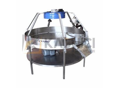Rock Candy Rotary Cooling Sieve