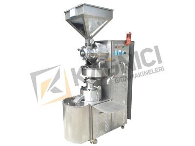 Two Head Tahini Milling Machine